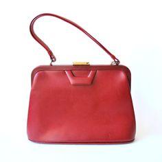 1960s purse / 60s mod purse / vintage by RockAndRollVintage, $40.00