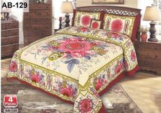 Buy Cotton Bed Sheet. Cash on delivery. Free shipping all over Pakistan