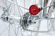 custom porteur bicycle by detail design