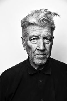ICYMI: 'He Seeks the Normal in the Abnormal': See Inside David Lynch's Unsettling New Gallery Show David Lynch Young, David Lynch Paintings, Blue Velvet Movie, David Lynch Quotes, Elephant Man, David Lynch Movies, David Lynch Twin Peaks, Tv Movie, Robert Capa