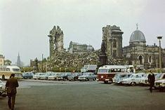 Dresden: Die Trümmer der Frauenkirche © Kay Müller