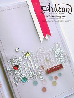 Stamp 2 LiNotte: Seasonally Scattered - Stampin'Up ! Artisan Blog Hop - Octobre # 4