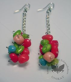 Ohrringe Jelly Beans