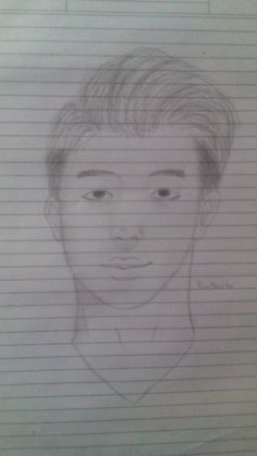 BTS Rap Monster by mee! :)