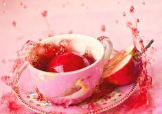 Pink tea cup!