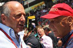 ロン・デニス 「メルセデスの支配を終わらせるのはマクラーレン・ホンダ」  [F1 / Formula 1]
