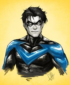 0theghost0 Nightwing
