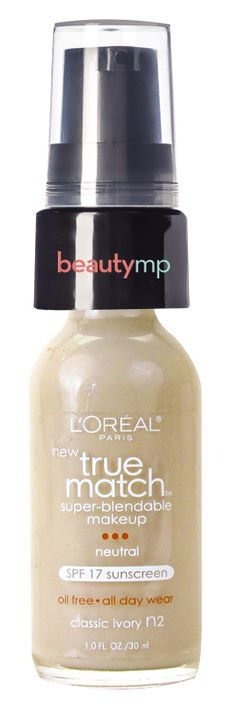 L'Oreal True Match Foundation Pump!