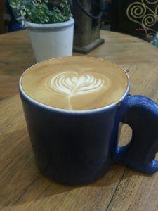 AEIOU Cafe - Cappuccino