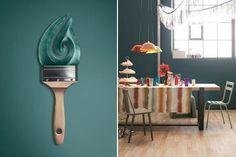 ➥ Diese Wandfarben liegen im Trend! Sie heißen u.a. Cashmere, Luna, Macchiato: Alle Trendfarben von SCHÖNER WOHNEN-Farbe sind so sinnlich wie ihre Namen.