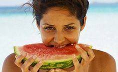 Zonbescherming: weet wat je eet