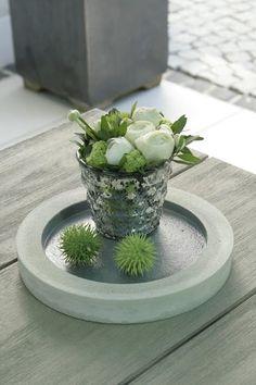 winterdeko betonkuchen wohnen und garten foto beton pinterest wohnen und garten. Black Bedroom Furniture Sets. Home Design Ideas