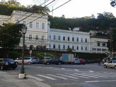 Prédio da Faculdade de Medicina de Petrópolis