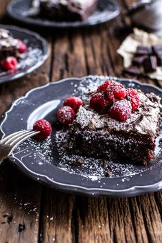 Ultimate rich and decadent chocolate lovers desserts. These chocolate recipes are sure to put a stop to your chocolate craving. Some of these chocolate lovers desserts are even healthy! Amazing Chocolate Cake Recipe, Best Chocolate Cake, Chocolate Lovers, Chocolate Recipes, Chocolate Heaven, Decadent Chocolate, Nutella, Just Desserts, Dessert Recipes
