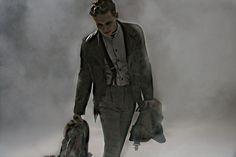 "Matthias Schweighöfer for ""Matador"" photographed by Timothy Barnes"