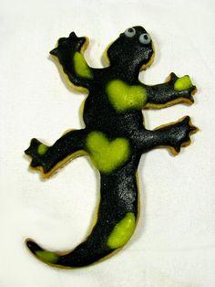 #salamander cookies