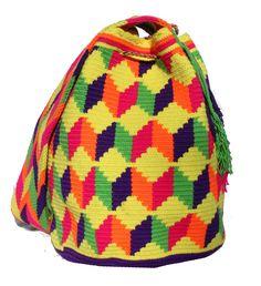 Rombo Wayuu Bag