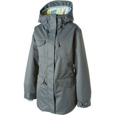 Nike Saude Jacket - Women's The grey version. <3 ONLY $79.98 at Dogfunk!!!