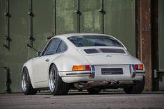 Porsche 911 Retro-Umbau von Kaege: 993er wird zum Evergreen-Porsche