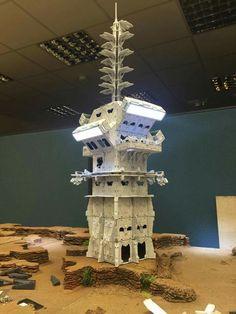 Communication/Command tower