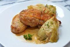 Pintade au chou – Les recettes de cuisine et mets