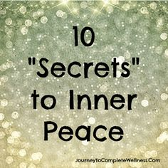 10-secrets-to-peace