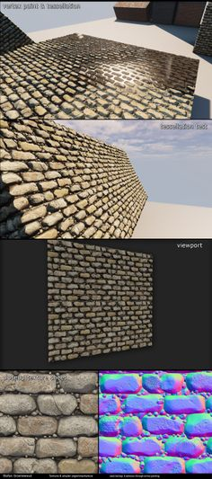 Stefan Groenewoud's - 3D Artist Blog: The weekend of Texturing and Shader Experimentation