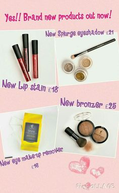 New products now out from younique!! Youniqueproducts.com/fionagilmour