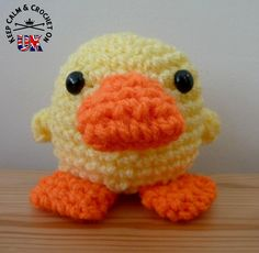 Let me introduce to you Doodle the Duckling. Created especially for the Little Yellow Duck Project he's a duckling that likes to get out and about and meet new people. Or you can just use the pattern to make some cute gifts for family and friends.A great little stash buster you can work up a Doodle in less than an hour and he is oh-so-addictive to make - before you know it you will have oodles of Doodles!This is an easy pattern suitable for beginners looking to learn some new crochet…