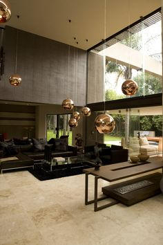 House Brian | Living | M Square Lifestyle Design | M Square Lifestyle Necessities #Design #Interior #Furniture #Light
