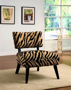 Magnificent Animal Print Dining Chairs For Your Home Decorating Living Room Furniture Accent