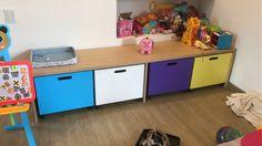 Cómo crear un cuarto de juegos para tu hija - Decohunter Corner Desk, Furniture, Home Decor, Design Projects, Daughter, Quartos, Create, Space, Yurts