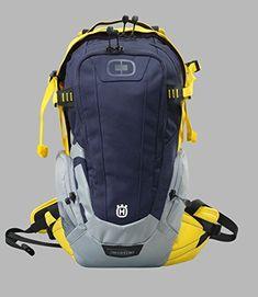 Husqvarna Dakar Backpack 3HS1870100 #Husqvarna #Dakar #Backpack