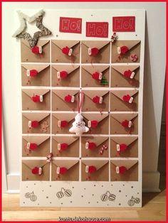 Fantastic advent calendars DIY calendar making Fantastic advent cal . Advent Calendar Diy, Homemade Advent Calendars, Advent Calendars For Kids, Christmas Calendar, Advent Calenders, Holiday Fun, Christmas Crafts, Christmas Decorations, Advent Calendar Ideas For Adults