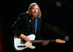 Zpěvák Tom Petty