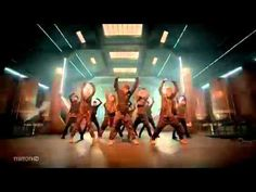 B.A.P - Power (Dance Version Mirrored )