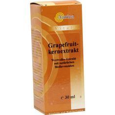 GRAPEFRUIT KERN Extrakt Aurica:   Packungsinhalt: 30 ml Tropfen PZN: 08509134 Hersteller: AURICA Naturheilm.u.Naturwaren GmbH Preis: 7,35…