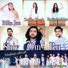 134 Best Ishqbazz images in 2019 | Dil bole oberoi, Actors