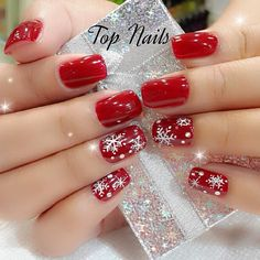 Snow red