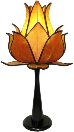 Our newest design, the Sprouting Lotus Table lamp combines our two most popular styles; the Om Baby Blooming Lotus and Om Baby Flowering Lotus. An original Om Gallery design, this unique Asian-inspire Asian Table Lamps, Asian Lamps, Bedside Table Lamps, Track Lighting Fixtures, Cool Lighting, 3 Light Pendant, Lamp Light, Flower Lamp, Antique Chandelier