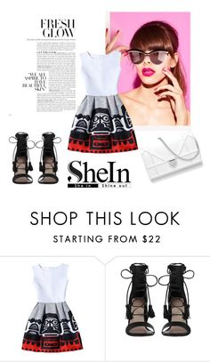 """""""Red look !"""" by mariiijana ❤ liked on Polyvore featuring Zimmermann"""