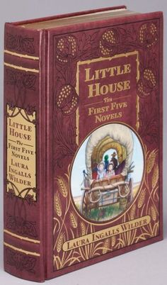 Little House: The First Five Novels (Barnes & Noble Leatherbound Classics Series)