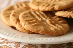 Recipe of the Day: Cookie Jar Peanut Butter Cookies