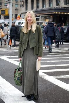 Street Style: There is Nothing Anne Wouldn't Wear