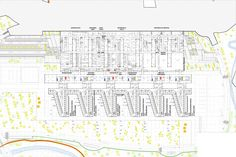 Image 11 of 13 from gallery of New Álvaro Cunqueiro Hospital / Luis Vidal + architects. Floor Plan