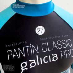 Lycra Pantin Classic PRO 27 Surfing, Dots, Classic, Design, Puppet, Stitches, Derby, Surf, Surfs