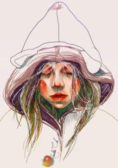 Nadiia Cherkasova (yourPorcelainDoll). Ilustración