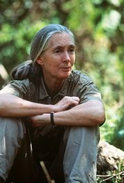 Transcript of Dr. Jane Goodall's Comments on NPR Regarding Sasquatch