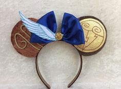 Hercules inspired mouse ears