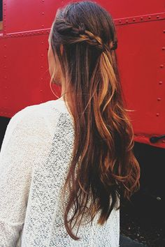 15 Cute French Braid Hairstyles | Daily Makeover